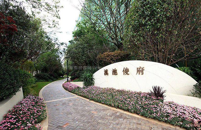 昆明滇池俊府项目建面126-159㎡3居-4居户型在售