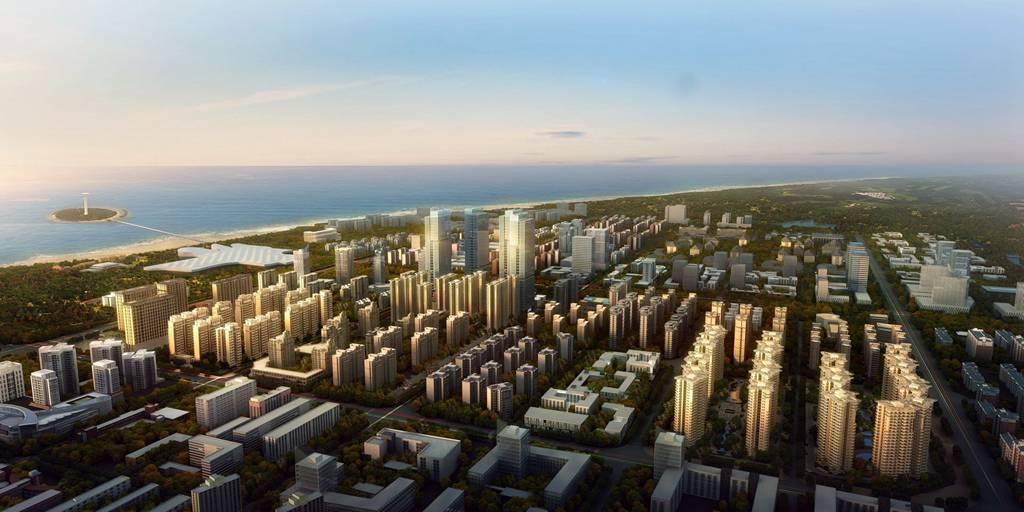 海口绿地海长流六期开间公寓优惠总价65万/套起