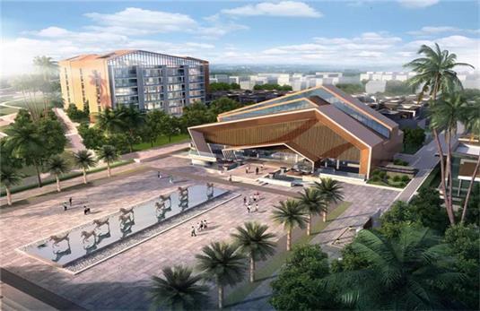 三亚国广海棠湾在售总价350万/套,拥享6重自然资源