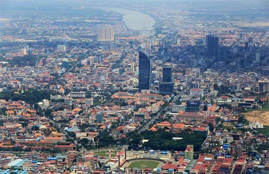 高端写字楼在柬埔寨有多吃香?