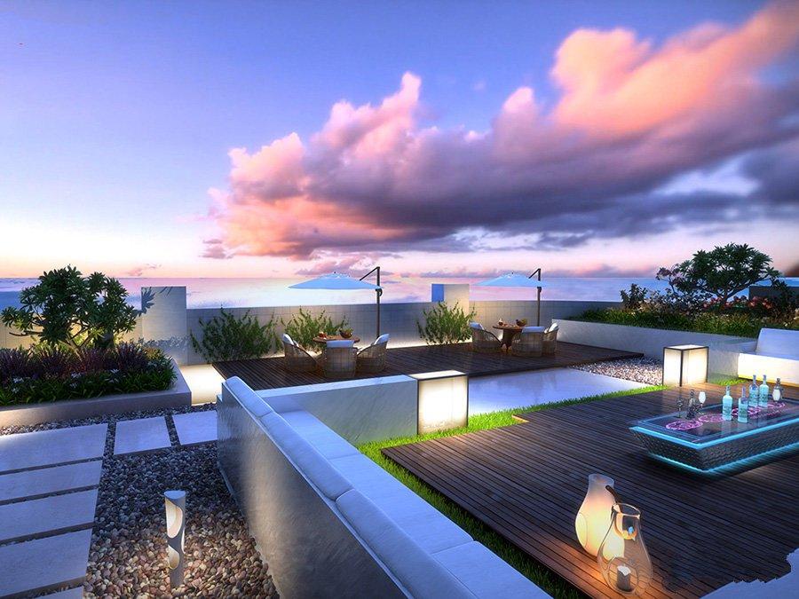 北海云星海景台项目在售1#、2#、3#楼,带装修交付