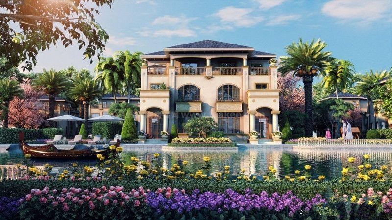 海口【金岛国际】二期现已开盘,主推二至三房户型