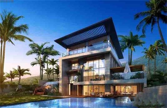 三亞鉑悅亞龍灣景觀別墅在售,總價1100萬/套起