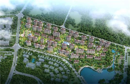 三亚海棠盛世推售5#建面101-107三居户型,均价30000元/㎡