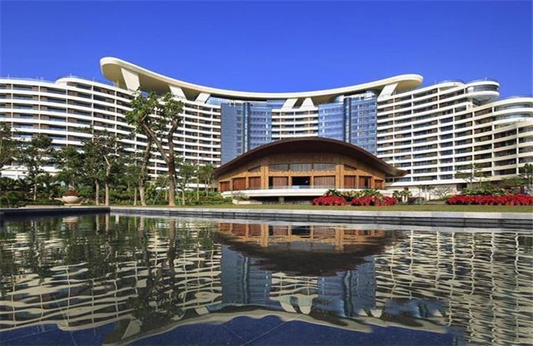 海棠湾天房洲际度假酒店