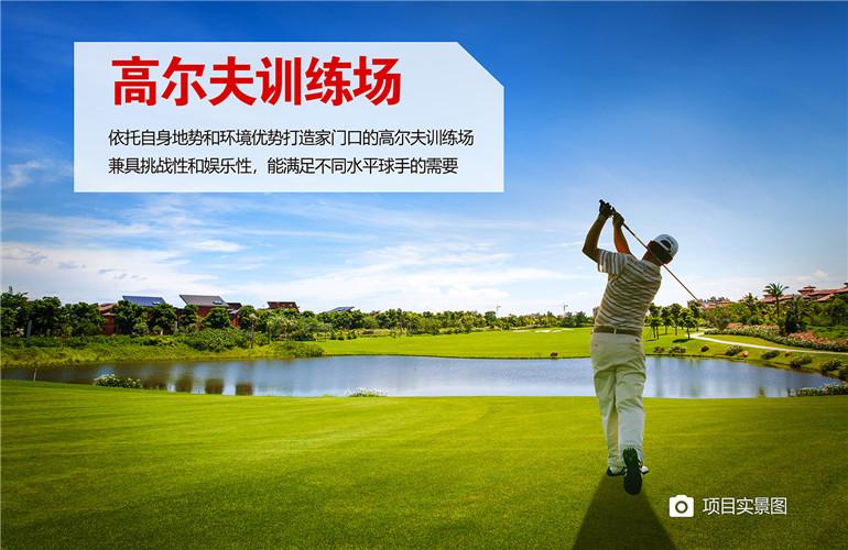 高尔夫训练场