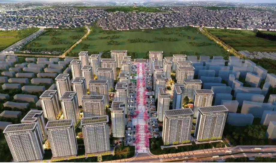 丽江 丽江时光项目主推建面50㎡带装修住宅  均价10580元/㎡