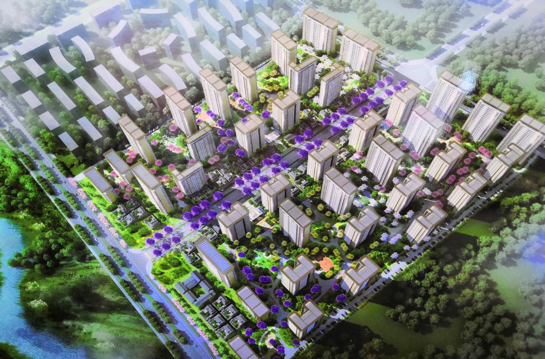 丽江时光均价12500元/㎡。带装修交付。绿化率40%。