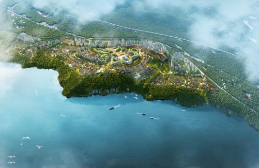融创滇池南湾未来城
