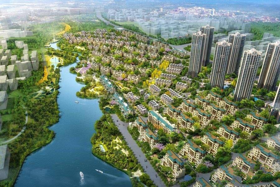 昆明 恒大昆海湖项目二期建面107.90-110.72㎡3室高层住宅在售  均价7500元/㎡
