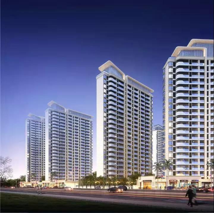 北海东投银滩海玥台项目在售11#、15#、16#、18#楼,均价12800元/㎡