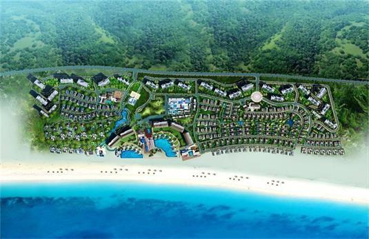陵水合景汀澜海岸二至三居现房在售,特价房22000元/㎡起