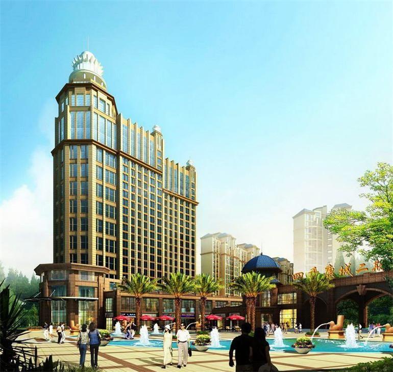 澄迈四季康城二期尚域世家在售,均价12000元/平方米