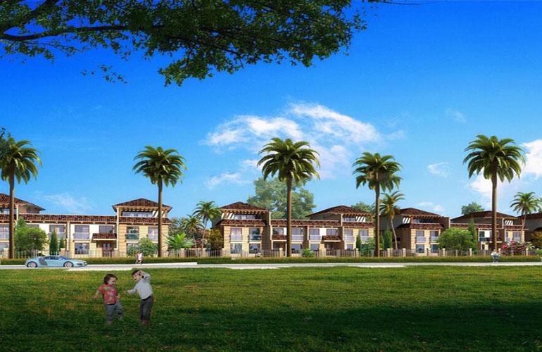 海口观澜湖澜墅在售4居-5居别墅,总价550万/套起