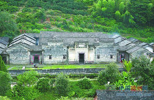 广东省内具有特色的客家·古村
