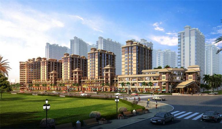 东方汇艺蓝海湾精装住宅在售,均价15000元/㎡