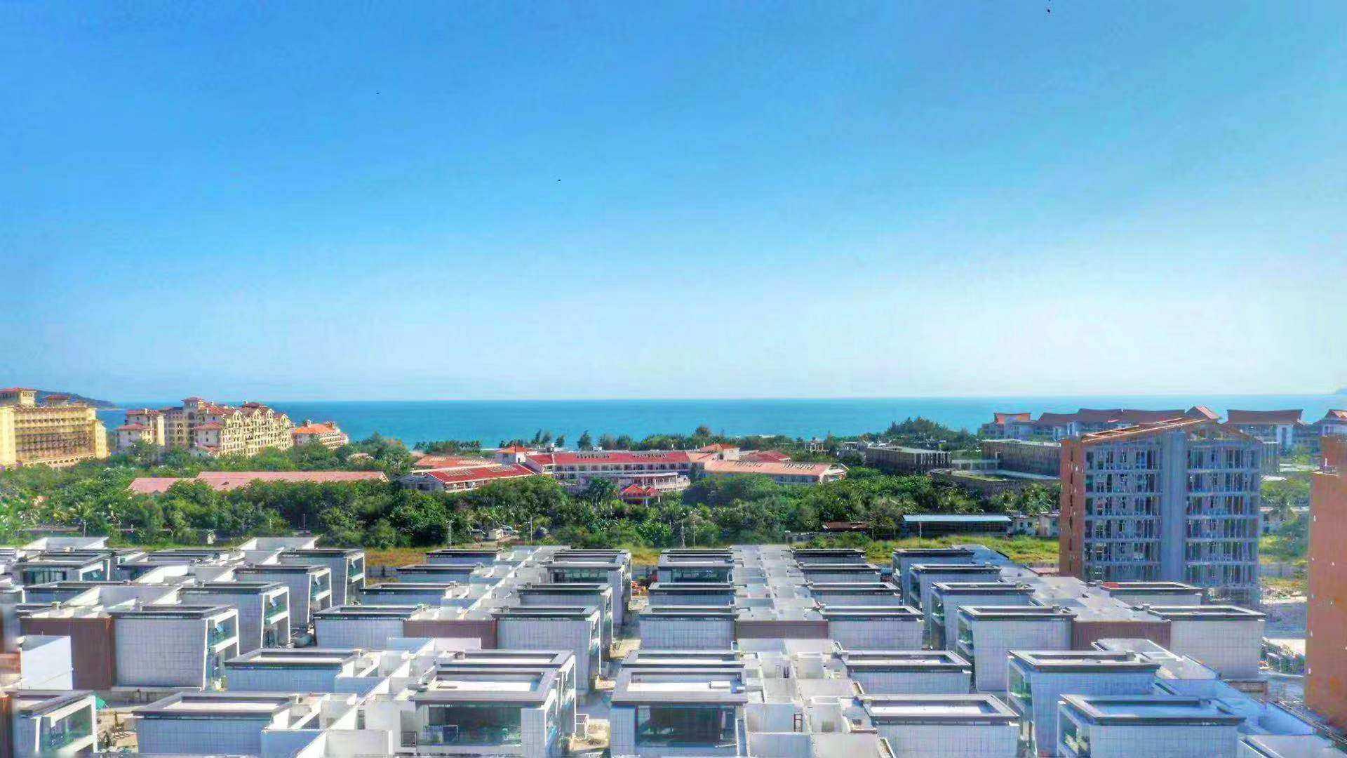 三亚 国广海棠湾瞰山观海的滨海人居,享惬意生活,均价32000元/㎡
