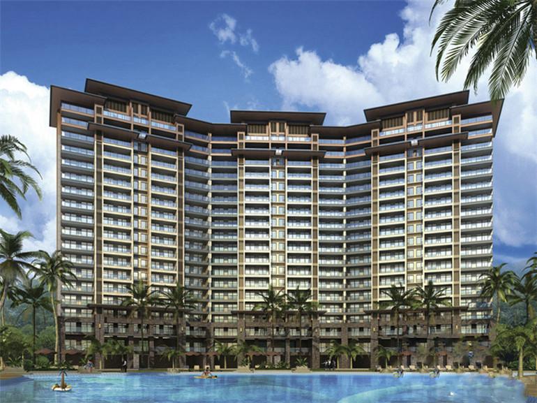 萬寧華潤石梅灣九里高層推出特價房,總價約170萬/套