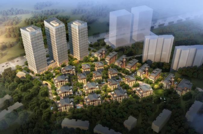 昆明璟泰公馆,近公园商住高层公寓在售,价格约9000元/㎡