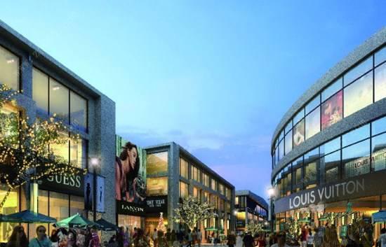 防城港四通八达国际广场项目在售高层住宅,均价5500元/㎡