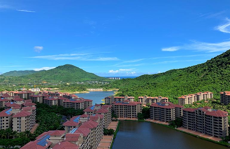 石梅山莊實景圖