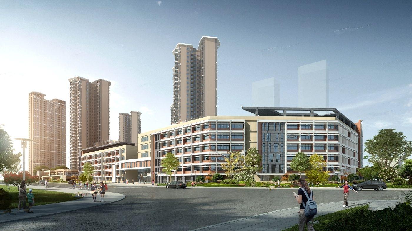 湛江御景鸿庭3、6、7号楼于2021年1月2日开盘