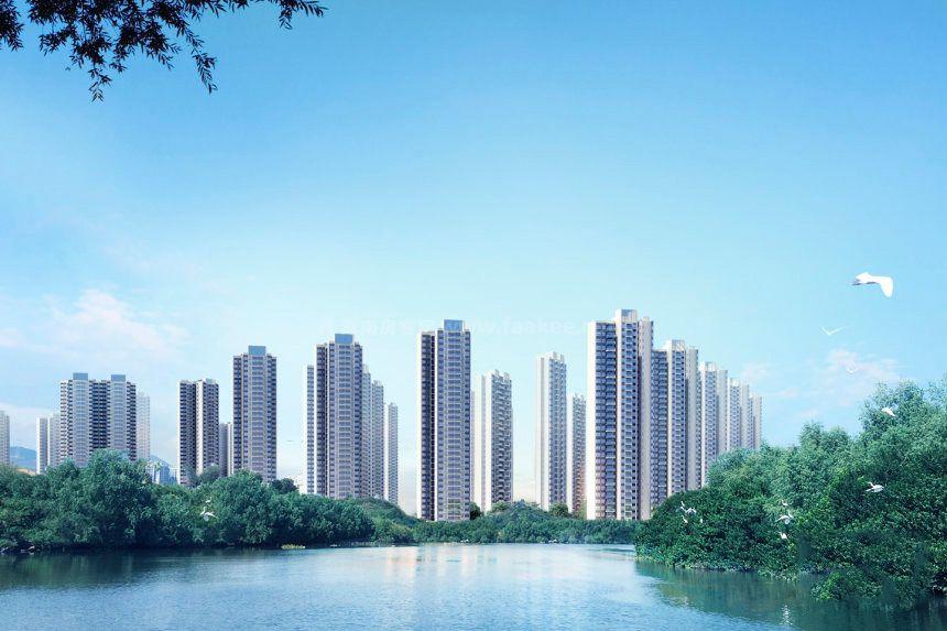 惠州碧桂园太东天樾湾在售公园式住宅单位,带装修交房