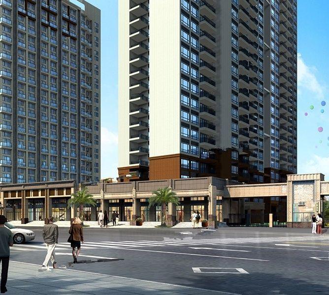 湛江壹号公馆8号楼于2021年2月底开盘
