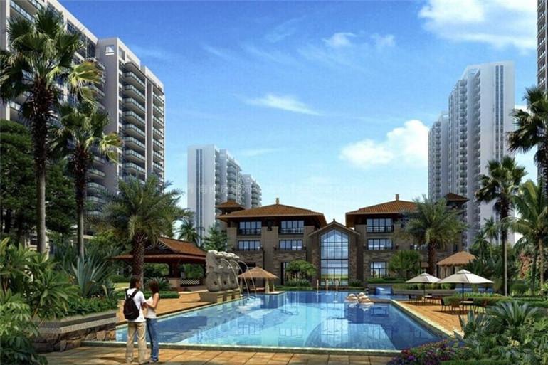 海口海鑫城7#已取得预售许可证,目前认筹阶段