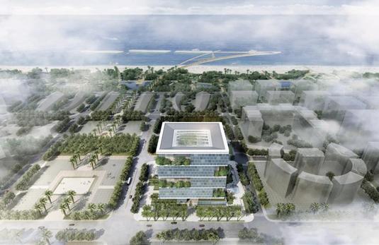 江东国际能源中心