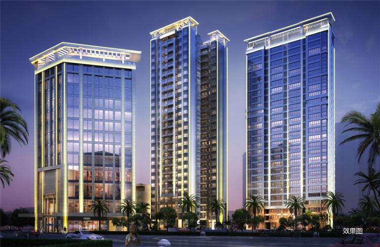 海口城西星汇3#商务楼已取得预售许可证