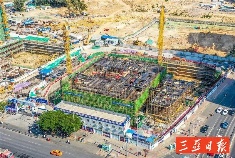 三亚 已开工建设19个总部经济项目!