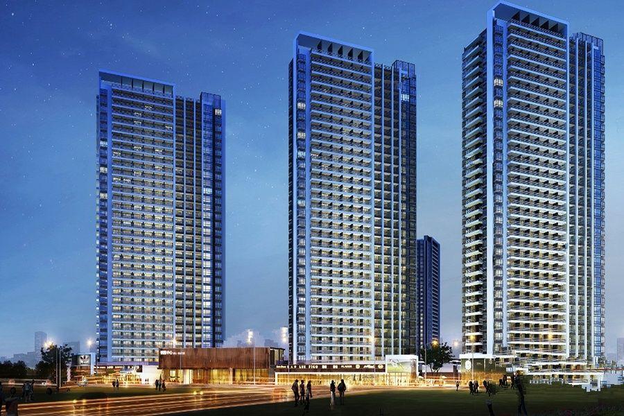 湛江阳江富力湾在售A1栋海景新品,均价8500元/㎡