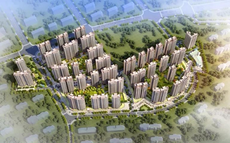 防城港恒力海悦城满足多种居住需求 卧室带景观飘窗