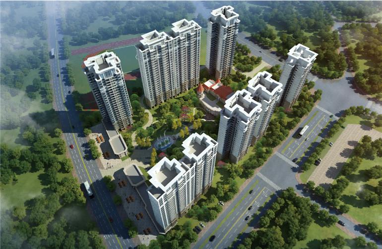 海口恒大美丽沙丨打造3300亩城央滨海人居版图,均价17000元/㎡