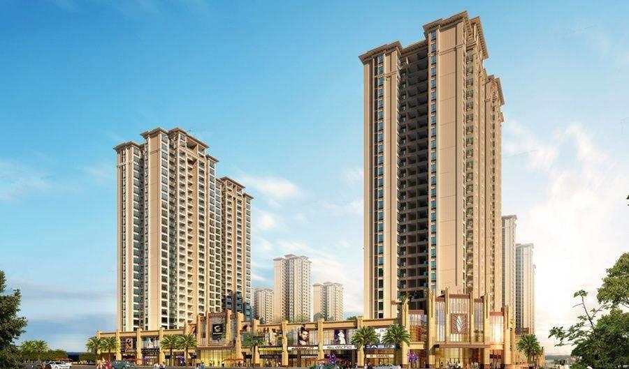 湛江城市海悦花园2.1期中庭样板房已于24日开放